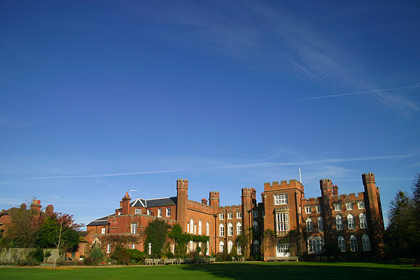 Reflections on Cumberland Lodge, by Geoff Goodwin