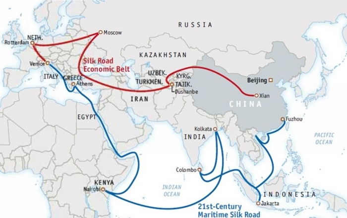The Impact of China's One Belt One Road Initiative on Developing Countries