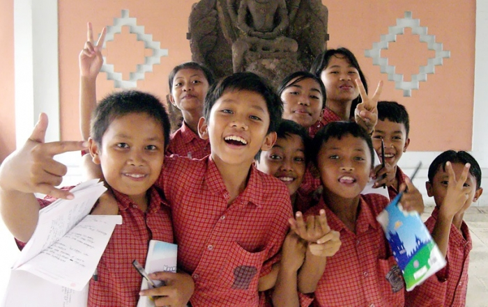 Notes from the Field: Promoting Child Health in Indonesia