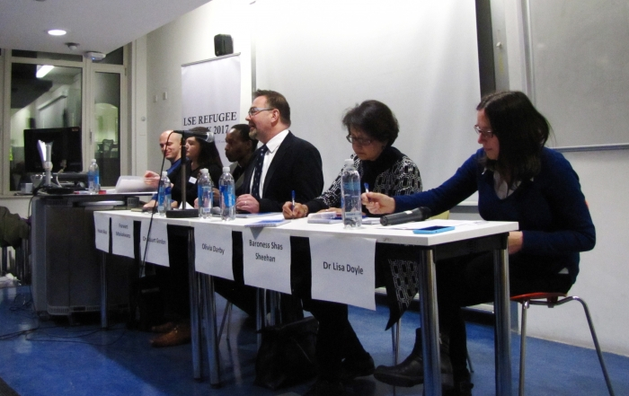 Reflections on LSE Refugee's Week's Panel Discussion: The UK's Response