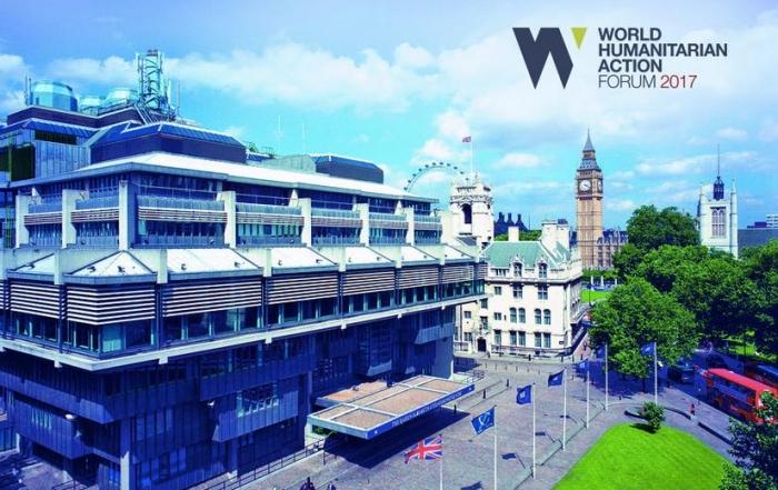 The World Humanitarian Action Forum 2017
