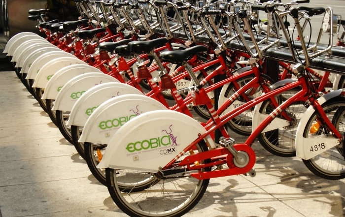 What can other cities learn from Mexico City's bike-sharing scheme?