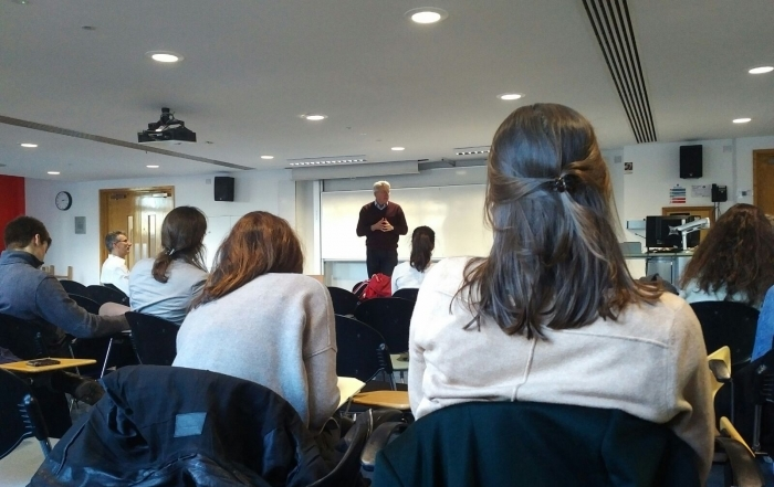 Summary of Workshop Series Week 9 – Stephan Chambers on challenges in philanthropy and social entrepreneurship