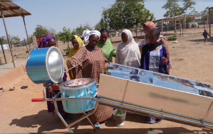 The broken promise of solar cooking? The case of Goudoubo Refugee Camp