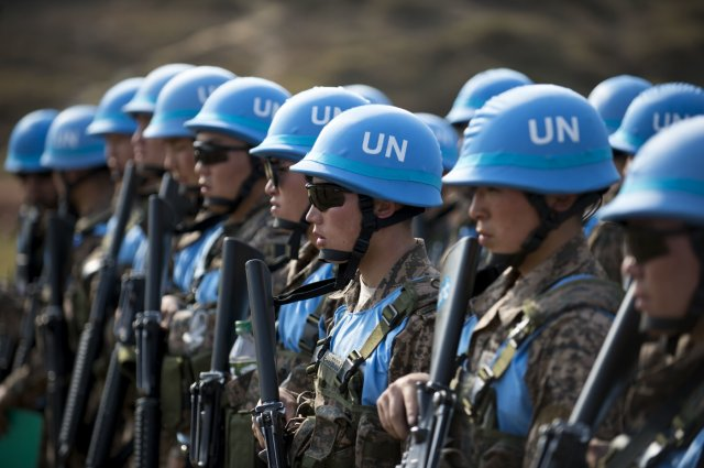 Strengthening and maximising humanitarian impact in peacekeeping pre-deployment training