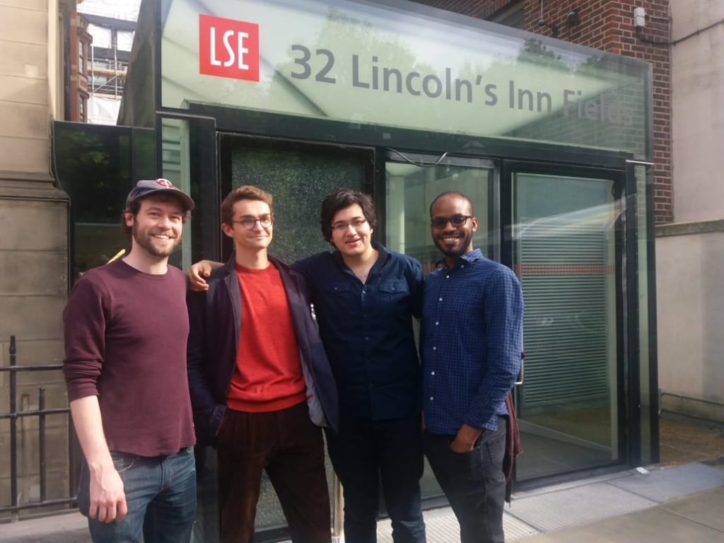 The World Isn't Flat: new development podcast by four LSE grad students