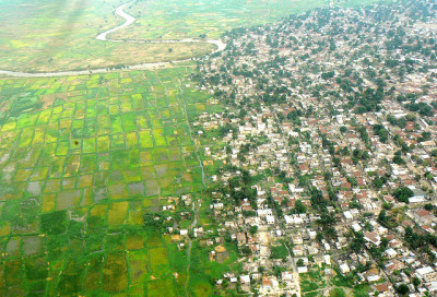 Multi-methods research across continents: Land in Kenya