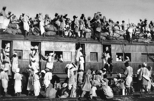 Professor Tim Dyson on a population history of India