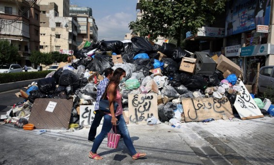 How to lose momentum in five steps: why did Lebanon's You Stink movement fail?