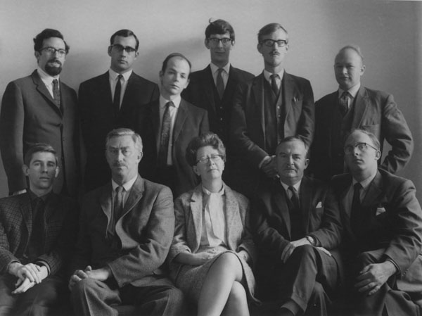 LSE International Relations Dept 1967