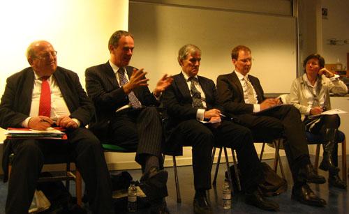 EFPU roundtable participants