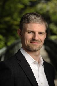 Assistant professor political science Paul Poast