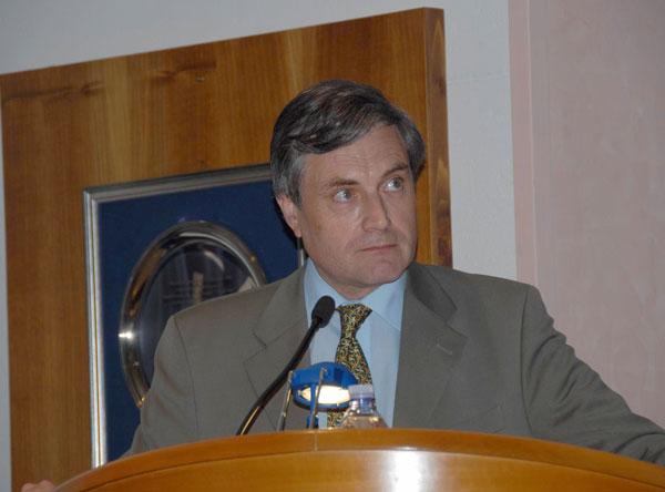 Professor Christopher Coker