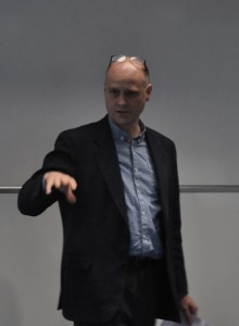 Professor Christopher Hughes