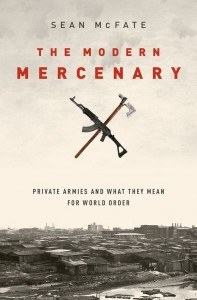 The Modern Mercenary cover