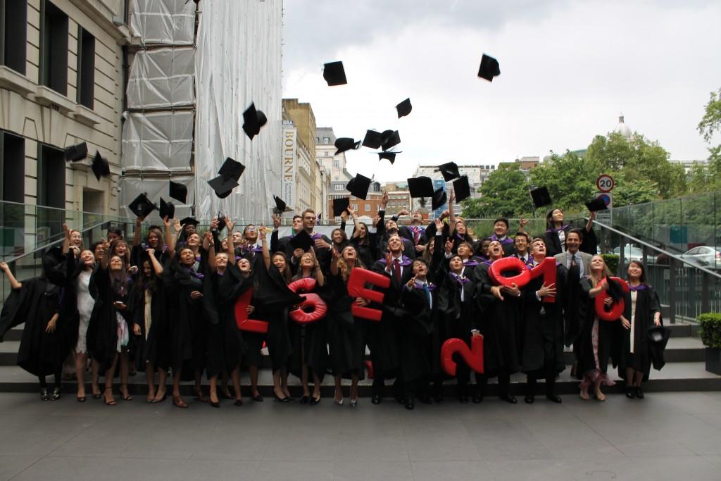 BSc IR graduating class 2016 - 2
