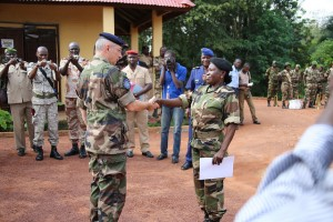 Brussels Conference for the Central African Republic, 17 November 2016. European External Action Service, Flickr