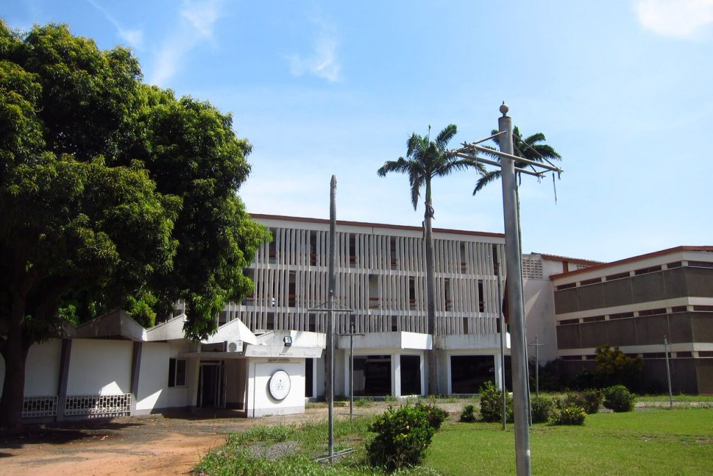 Public Records and Archive Department, Accra, Ghana