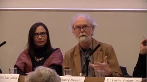 Professor Barry Buzan