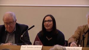 Professor Tomila Lankina
