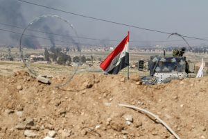 Iraqi forces recaptured Mosul three-and-a-half years after it fell to the Islamic State