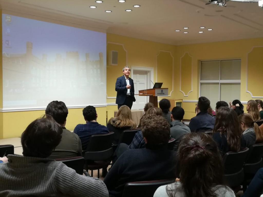 Professor Fawaz Gerges talks about ISIS