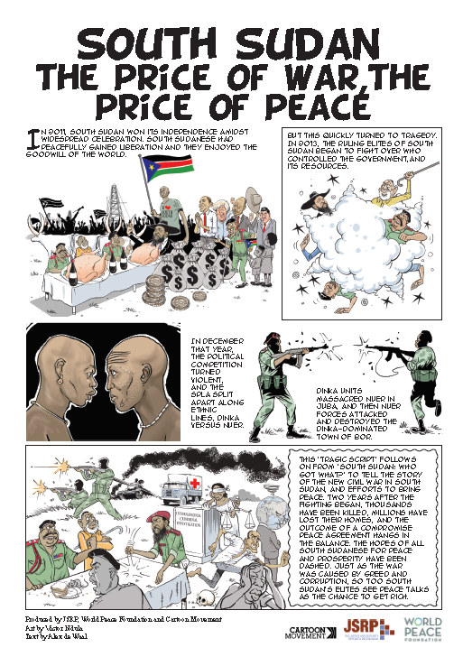 a south sudanese peace justice and security research programme