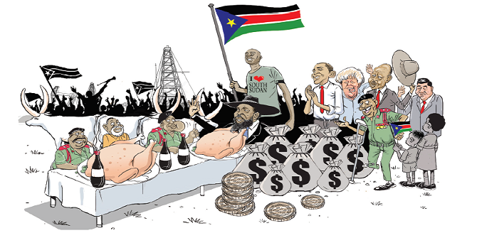 South Sudan: The Price of War, The Price of Peace