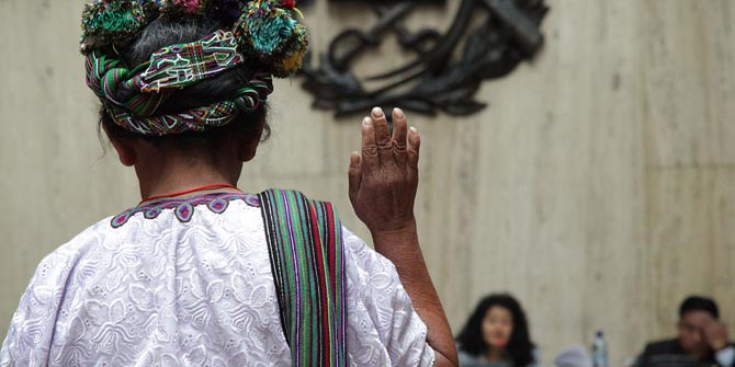 Genocide is the tip of the iceberg: reviewing the Guatemalan case