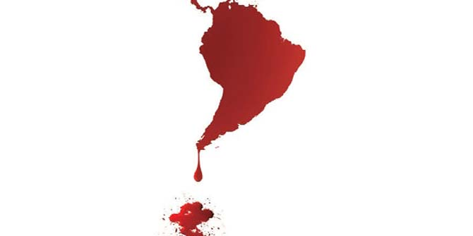 Crime costs Latin America 3 percent of its annual GDP