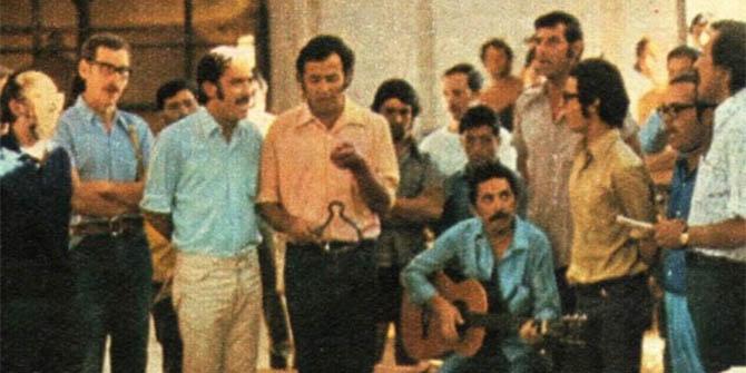 El poder de los Cantos Cautivos: la música como contribución a la recuperación de la memoria histórica de la prisión política en Chile y América Latina