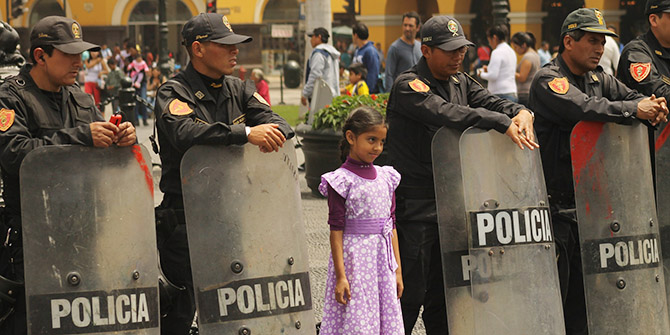 Crime costs some Latin American countries more than 6 per cent of their GDP