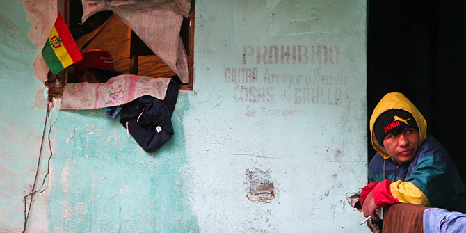When inmates make the rules: self-governing prisons in Latin America and beyond