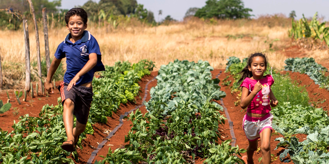 The climate has played a crucial role in Brazilian inequality and long-run development