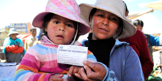 Co-financing, joint procurement, and capacity building can help Latin America and the Caribbean defeat preventable childhood diseases