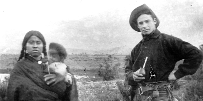 Lifting the veil of kindness: 'friendship' and settler colonialism in Argentina's Welsh Patagonia