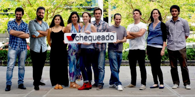 Independence, gender equality, and citizen participation help Latin America's fact-checkers hold the powerful to account