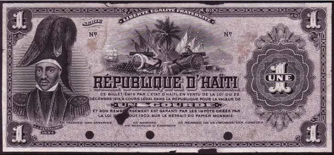 change gourde haiti