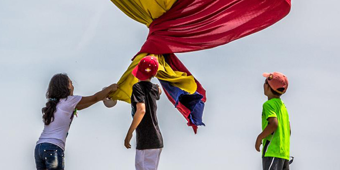 Voting on the Application of Justice in Colombia