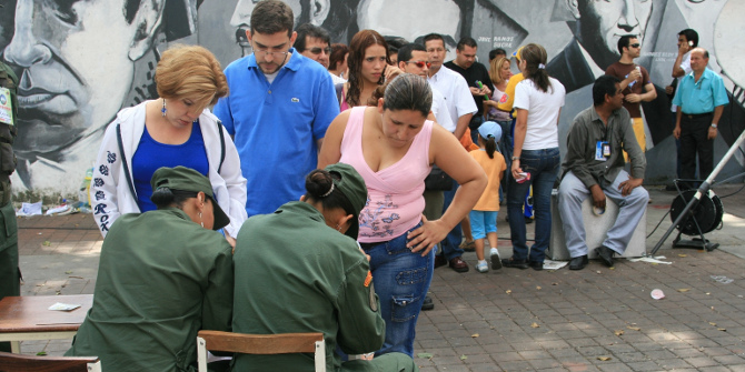 Venezuela elections 2018: military and institutional backing could keep Maduro in power despite sanctions