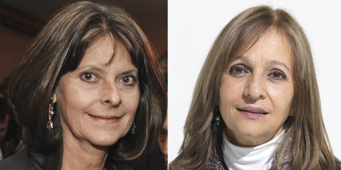 Elecciones Colombia 2018: dos mujeres vicepresidentas, dos visiones de país