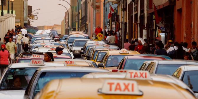 Uber the top? The complexities of regulating peer-to-peer transport apps in Peru
