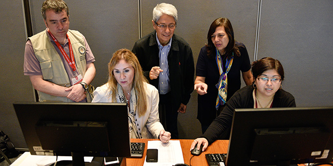 La era del big data requiere una nueva forma de observación y monitoreo de elecciones