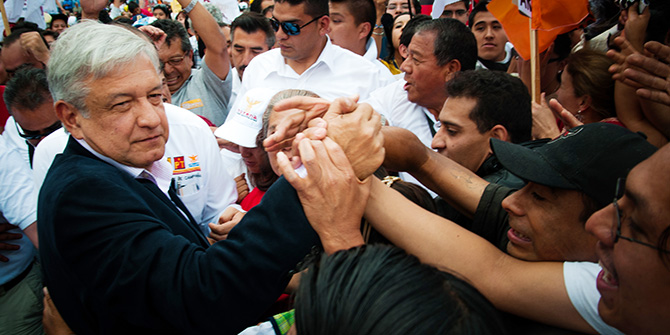 Discretionary rule of law in Mexico could undermine AMLO's anti-corruption drive