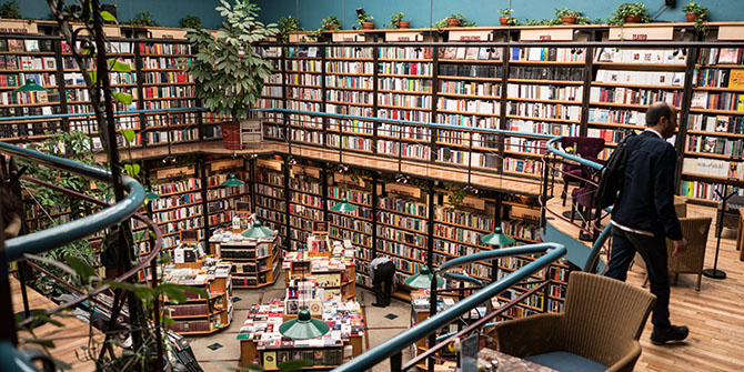 The best bookshops in Latin America and the Caribbean: Mexico City