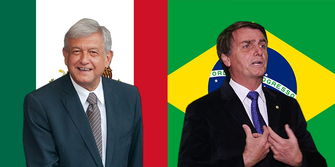 Populism in Mexico and Brazil: why are voters moving in opposite directions?