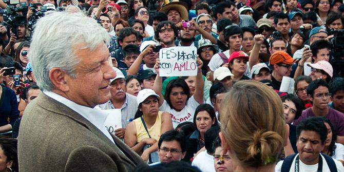Acto de equilibrismo de AMLO para enfrentar los retos a la democracia y economía de México
