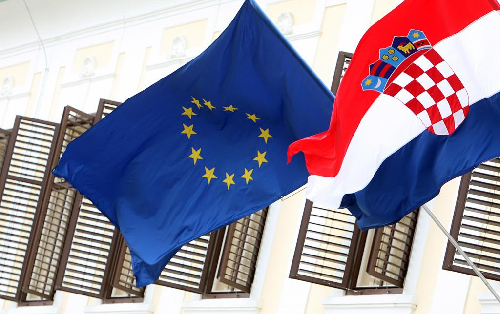 Croatia joined the European Union on July 1, 2013.