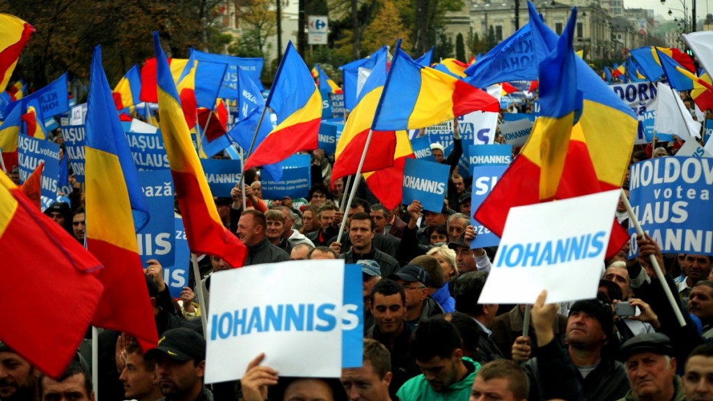 The people of Romania has chosen Iohannis as their new President. Photo: iohannispresedinte.ro