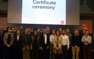 LSE Masterclass 2015 - certificates